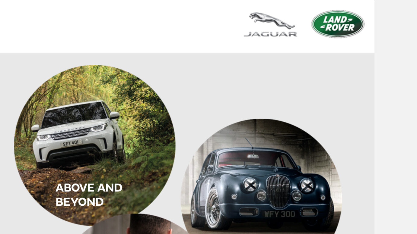 Jaguar Land Rover – Defender 2020 Accessories & JLR Branded Goods